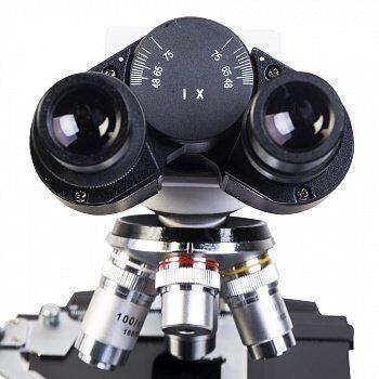 Микроскоп биологический Микромед 1 (вар. 2-20)2